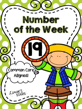 Number of the Week: 19