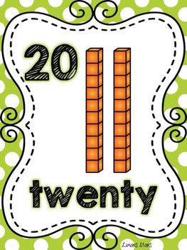 Number of the Week: 20