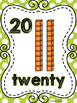 Number of the Week: 20