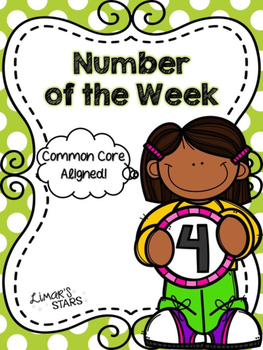 Number of the Week: 4