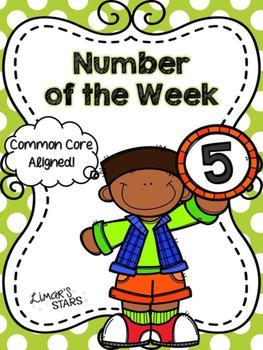 Number of the Week: 5