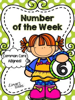 Number of the Week: 6