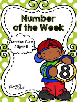 Number of the Week: 8