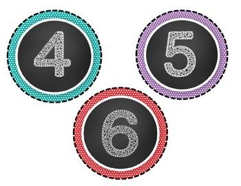 Number of the Week Set