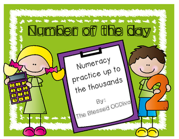 Number of the Day to the Thousands