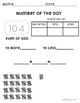 Number of the day 101-180