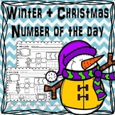 Number of the day Winter and Christmas
