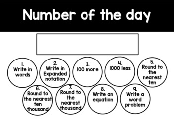 Number of the day and more