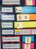 Number of the week poster- labels