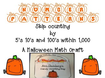 Number patterns-skip counting within 1000