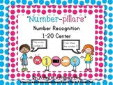 Numbers 1-20 (Number Recognition Center)