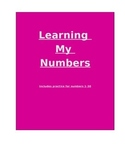 Number practice 1-30