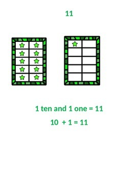 Number puzzles 0 - 20