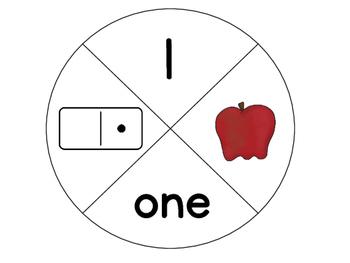 Number puzzles 1-10! Number sense fun!