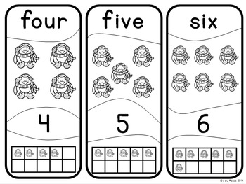 Penguin Number puzzles 1 to 20