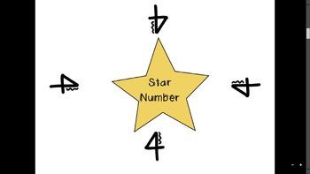 Number sense: Number Goal Game