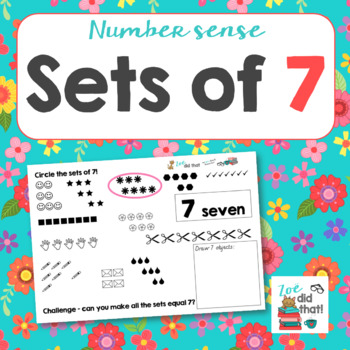 Number sense mastery - 7
