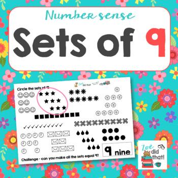 Number sense mastery - 9