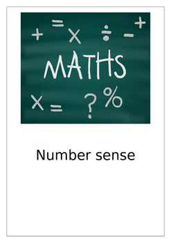 Number sense, number lines, rounding off, factors and multiples worksheets