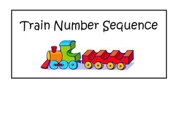 Number sequence 1-3
