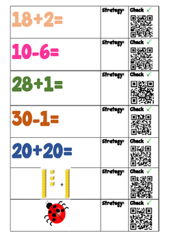 Number strategy sort