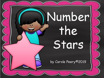 Number the Stars #1-32