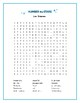 Number the Stars: 4 Fill-In Word Puzzles—Fun Downtime Activities!