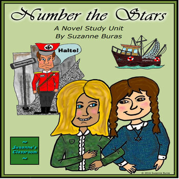 Number the Stars: A Novel Study Unit