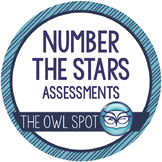 Number the Stars Assessments