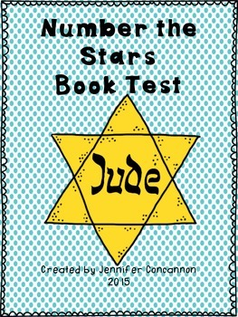 Number the Stars Book Test