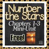 Number the Stars {FREE} Mini-Unit