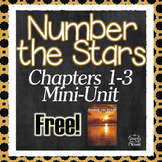 Number the Stars {FREE} Mini-Unit