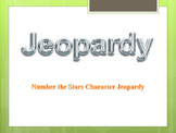 Number the Stars Character Jeopardy