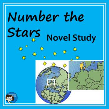 Number the Stars Novel Study - Characterization, Context Clues, and Inferencing