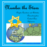 Number the Stars Novel Study - Characterization, Context C