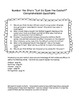 Number the Stars Common Core Questions and Novel Study
