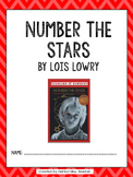 Number the Stars by Lois Lowry Novel Packet