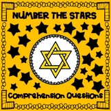 Number the Stars:   Comprehension Questions