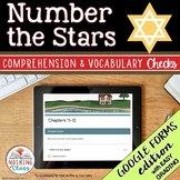 Number the Stars | Google Forms Edition | Distance Learnin