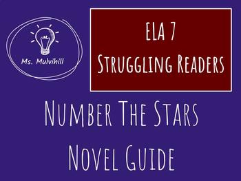 Number the Stars Discussion / Journal Questions