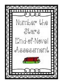 Number the Stars- End-of-Novel Skill Assessment