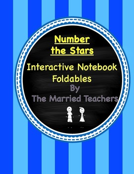 Number the Stars Interactive Literature and Grammar Notebo