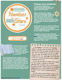 Number the Stars Interactive Notebook