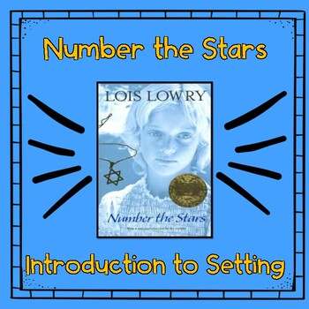 Number the Stars Introduction to Setting PowerPoint