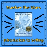 Number the Stars: Introduction to Setting PowerPoint