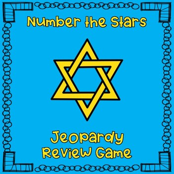 Number the Stars Jeopardy Review