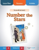 Number the Stars Lesson Plan (Book Club Format - Determining Theme) (CCSS)