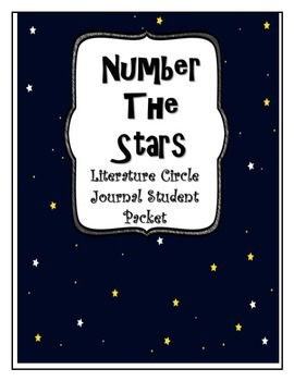 Number the Stars Literature Circle Journal Student Packet
