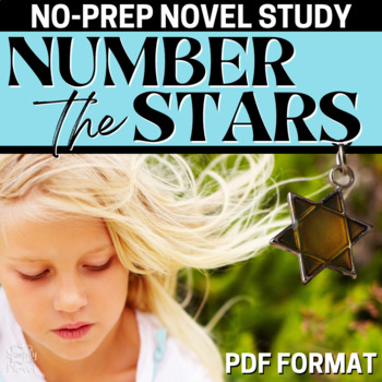 Number the Stars Common Core Aligned Teaching Guide, Complete Teacher Unit