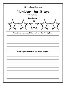number the stars summary